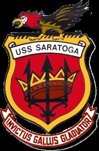 USS Saratoga CV-60