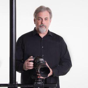 Commercial photographer William Morton in Dallas, TX